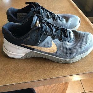 Nike workout shoes